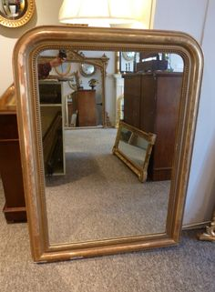 Gilt French Mirror www.annabellesgiltshop.co.uk
