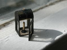Pierced tin lantern by Renee Brown -   graceewhite/Flick'r