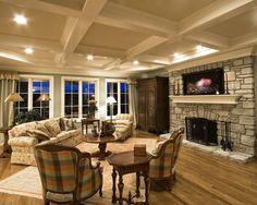 Beautiful Floor To Ceiling - Plan 065S-0031 | houseplansandmore.com