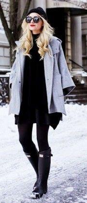 2016 Kış için 25 Kombin Önerisi | 7/24 Kadın - #winter #fashion