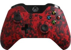 Xbox One Wireless Custom Controller  Special Edition  Red Urban >>> Be sure to check out this awesome product.Note:It is affiliate link to Amazon.