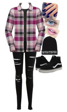 """Untitled #970"" by kaylakay-1 ❤ liked on Polyvore featuring Miss Selfridge, Fendi, The North Face, Local Heroes, Vans, Fiebiger and Lottie"