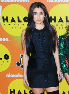 fifthsharmonys:    Fifth Harmony attend the 2015 Nickelodeon HALO Awards in New York City - 11/14