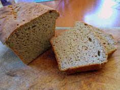 Gluten Free Bread - Food Frenzy