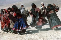 attan tribals afghanistan