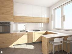 Kuchnia - zdjęcie od Inproco Interiors - Kuchnia - Inproco Interiors