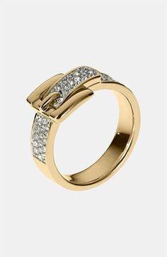 Michael Kors Buckle Ring   Nordstrom