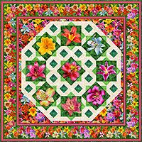 Field of Lilies Quilt