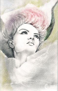 Beautiful Illustrations byCristina Stefan aka fallenfaeries