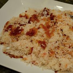 """Chelo"" or Crispy Persian Rice Recipe | Celebrating Spring with a Typical Nowruz Feast | www.AfterOrangeCounty.com"
