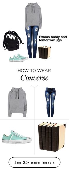 """Untitled #111"" by colorisforever on Polyvore featuring мода, Y-3, Converse, Victoria's Secret, women's clothing, women's fashion, women, female, woman и misses"