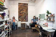 garage studio – Found and Fixed – Jason Travis