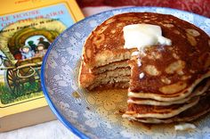 Little House on the Prairie Pancakes