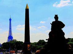 place de la Concorde - Paris 8e