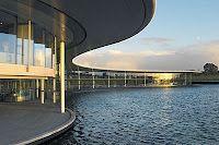McLaren's amazing Norman Foster designed factory in Woking
