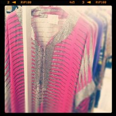 Floaty kaftans from Jeannie McQueeny, perfect in hot climes