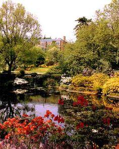 Hodnet Hall Gardens -- Shropshire, England