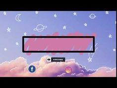 Banner Do Youtube, Youtube Banner Design, Youtube Banner Template, Youtube Design, First Youtube Video Ideas, Intro Youtube, Youtube Logo, Youtube Channel Art, Youtube Glitch