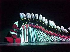 Love the Rockettes