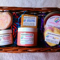 From Peace Love & Bath Products on Storenvy.