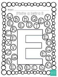 Free Kindergarten Worksheets, Kindergarten Readiness, Tracing Worksheets, Alphabet Worksheets, Toddler Learning Activities, Preschool Lessons, Preschool Activities, Kids Learning, Worksheet For Nursery Class