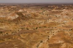 Painted desert Take a scenic flight to discover the spectacular wilderness that surrounds Coober Pedy, including the patterned sandstone for...