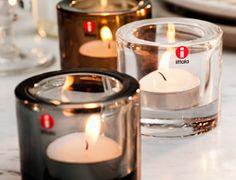 Iittala Kivi Tealight Candle Holders, Candle Jars, Tea Light Candles, Tea Lights, Wishing Well, Tea Light Holder, Scandinavian Design, Finland, Lanterns