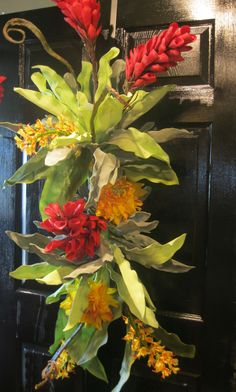 Spring flower arrangements by Twigs in Greenville, SC.