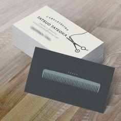 Cartão de Visitas by N.LIU Design