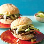 Chile and Lime Steak Tortas