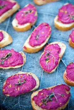 Shockingly Pink Hummus       A la Vie Photography       Barr Mansion & Artisan Ballroom, Austin TX.