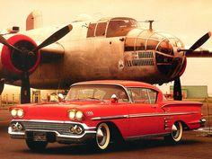 1958 chevy impala - Google Search