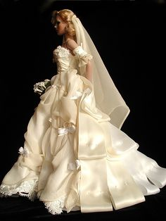 bride doll, another view