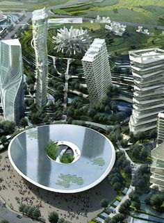 MAD Architects' City of the Future