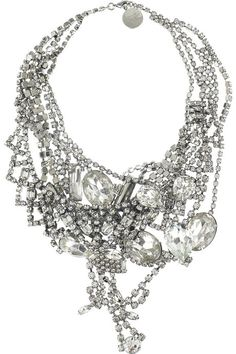 My friend Robin - she would look like a princess wearing this - I would look like a lopsided chandelier