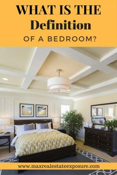 What Can Be Considered a Bedroom? Over the years many buyers and sellers have...