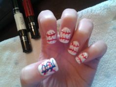 Cards nails