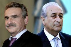 La presidenta de la nación Cristina Fernández de Kirchner tomó juramento a Agustín Rossi y Arturo Puricelli.