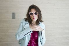 fashion, uma, trend, sunnies, pink, leather