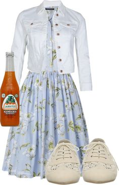 """""Casual New Vintage""(Modest Outfit)"" by shalom11 on Polyvore"