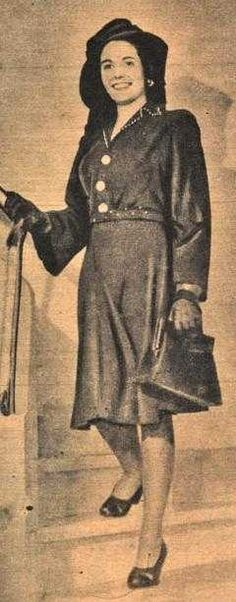 Eva Duarte antes de ser Evita