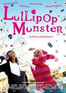 Lollipop Monster.
