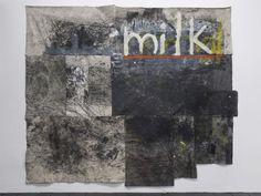 Sem Título, 2012, de Oscar Murillo, para Galerie Isabella Bortolozzi
