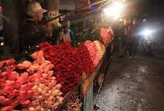 flower market in hanoi holidaytoindochina.com/destinations/vietnam-destinations/hanoi-travel