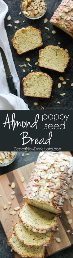 ... cake on Pinterest | Marzipan Cake, Poppy Seed Bread and Carrot Cakes
