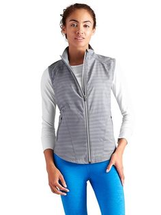Stripe Jammin' Run Vest Product Image