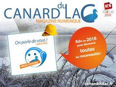 le MAG'LAC devient CANARD DU LAC et promet des nouveautés en 2018 !