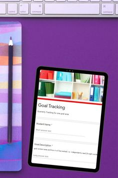 Whether you're going digital or paper and pencil, these mini series has tips to improve your data collection. Free data trackers (download and Google Form goal tracking) is included in this free series! From Positively Learning Blog