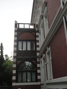 Local architecture in Lüneburg