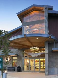 Burlington Public Library, Burlington, WA. For superior handcrafted food in a casual atmosphere in Seattle, Burlington, Everett, Bellingham and Lynden visit:  www.nypbarandgrill.com